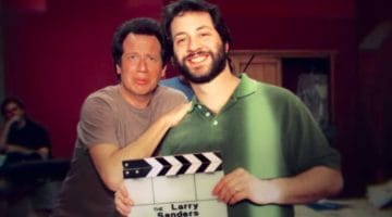 Garry Shandling trailer.