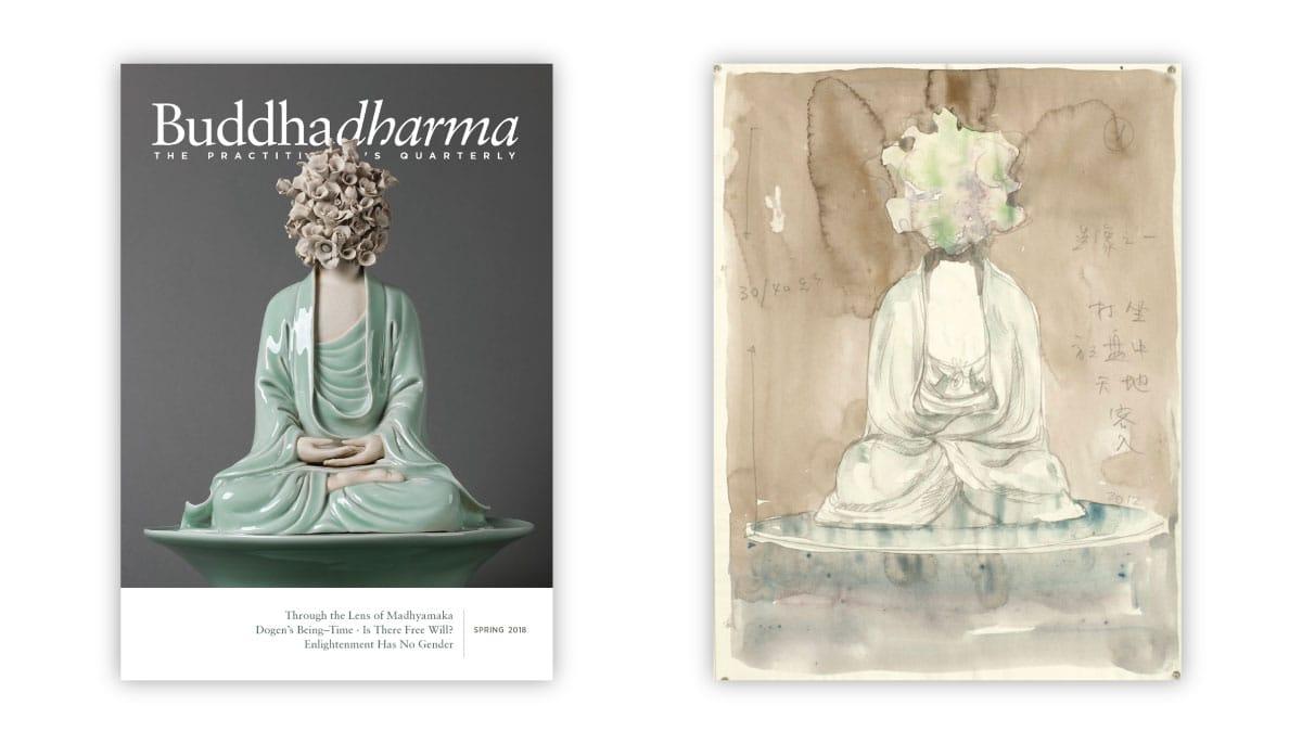Cover art Buddhadharma