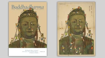 About the art in the Summer 2018 issue of Buddhadharma