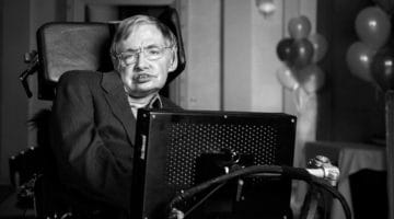 """When the late Stephen Hawking warned that one of Buddhism's """"Three Poisons"""" threatened us all"""
