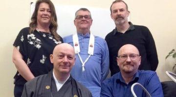 Irish Buddhist Union established to represent Buddhists in Irish society