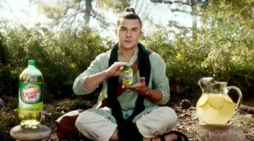"""New Canada Dry ad raises the question: """"What does nirvana taste like?"""""""