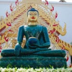 Giant Jade Buddha arrives home in Australia after 9-year world tour