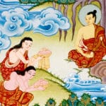 Buddhism Began with a Good Meal