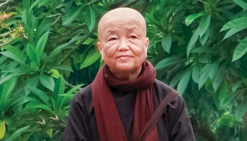 Sister Chan Khong On Thich Nhat Hanh He S Getting Stronger Every