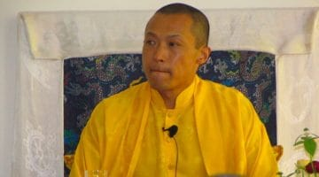 New allegation of sexual assault against Sakyong Mipham