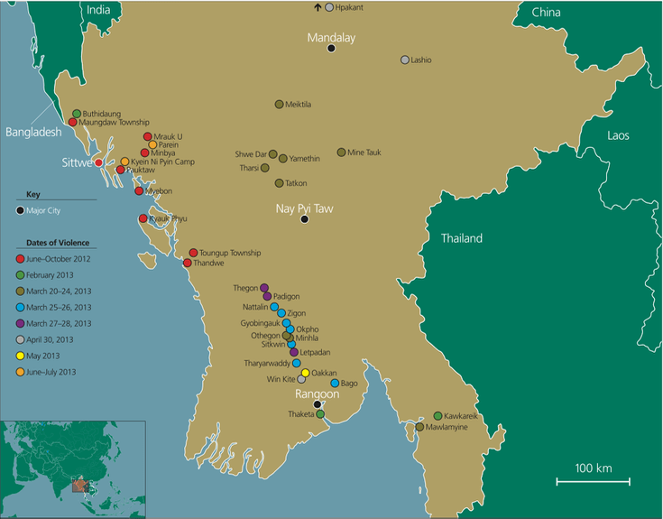 PHR_Burma_Violence_Map_Aug-2013-1 - Show Posts - islander