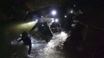 Thai boys rescued from cave consider ordaining as Buddhist monks