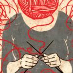 Zen Mind, Knitting Mind
