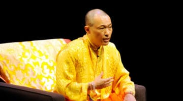 Shambhala leader Sakyong Mipham responds to sexual misconduct allegations