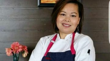 """Pioneering Buddhist chef Seng Luangrath wants you to know """"Lao food is good food"""""""