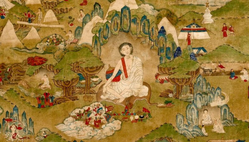 Who Was Milarepa? - Lion's Roar