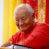 Italian president honors Buddhist teacher Namkhai Norbu