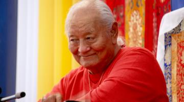 Namkhai Norbu.