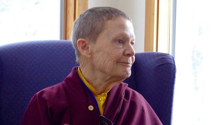 Pema Chödrön resigns from Shambhala