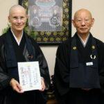 Konjin Gaelyn Godwin appointed new director of Soto Zen Buddhism International Center