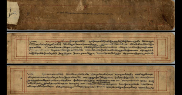 Largest collection of Tibetan Buddhist literature now available on Internet Archive