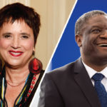 Eve Ensler on Nobel Peace Prize Winner Denis Mukwege