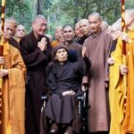 Thich Nhat Hanh to spend the rest of his life at Vietnamese temple where he was ordained