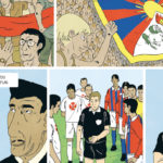 The Story Behind Tibet's National Football Team, in Comic Form