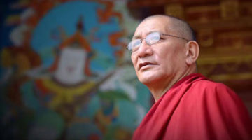 Kathok Getse Rinpoche, head of Nyingma School of Tibetan Buddhism, dies at 64