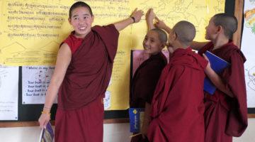 Tibetan Nuns Project educates female monastics