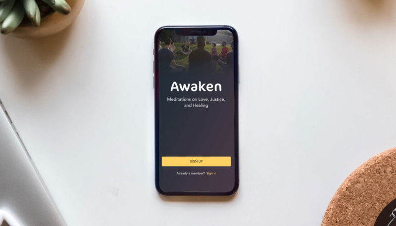 New Buddhist app launches with focus on social justice