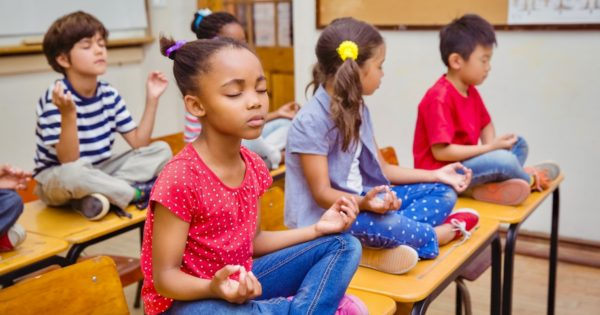"Conservative Christian group launches campaign against ""Buddhist meditation"" in public schools: ""the programs tell students to ""'look inside yourself,' 'find the goodness within yourself' — things that are clearly antithetical to the Christian religion."""