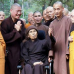 Thich Nhat Hanh travels to Thailand for health check-up