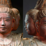 Is this Buddhist statue happy or sad? Researchers used AI to find out