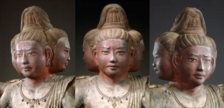 Ashura sculpture