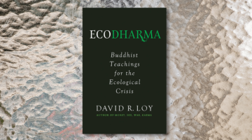 "Review: ""Ecodharma"""