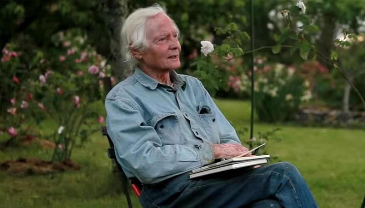W.S. Merwin, US Poet Laureate ...
