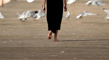 How to Do Walking Meditation