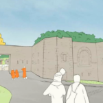 19th century British fort could become Buddhist temple