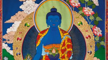 How to Invoke the Medicine Buddha