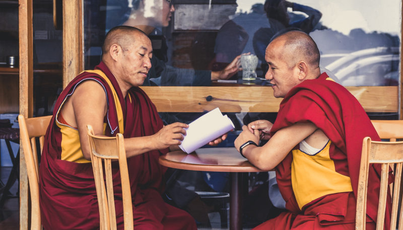 Share Your Wisdom: How has your Buddhist community played a role...