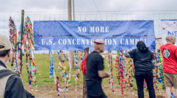 Buddhist memorial service to be held at Fort Sill protest against migrant detention on July 20