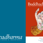 Inside the Fall 2019 issue of Buddhadharma: The Practitioner's Quarterly
