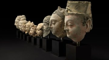 British Museum to return Buddhist sculptures looted from Afghanistan