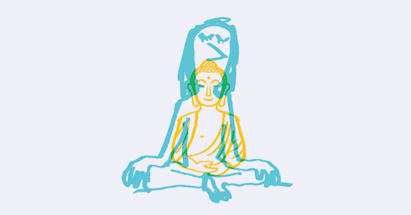 Buddhanature: You're Perfect As You Are
