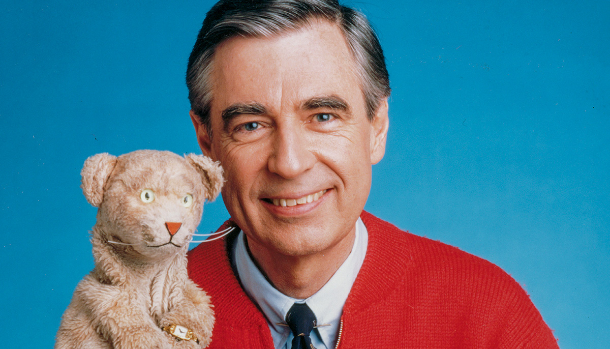 How Mr Rogers Taught Us To Love Lion S Roar