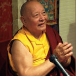 Khenpo Karthar Rinpoche, master of the Karma Kagyu tradition, has died