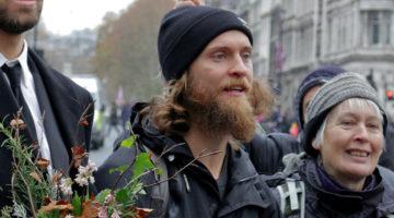 Extinction Rebellion activist Mark Ovland on bringing climate activism & Buddhism together