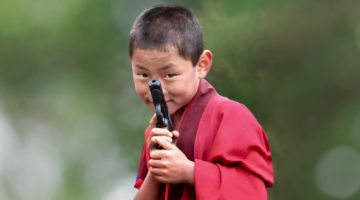 Is Buddhism Violent?