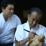 Carving the Divine: Filmmaker Yujiro Seki documents the Buddhist sculptors of Japan
