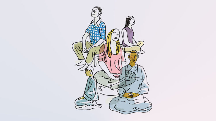 Buddhism's Next 40 Years: The Next Generation