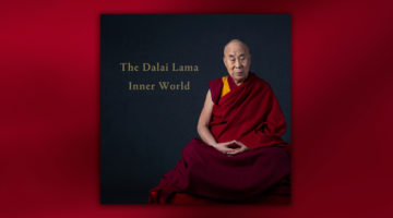 """Listen to """"Compassion,"""" from the Dalai Lama's new album, Inner World"""