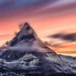 Sit Like a Mountain: An Image of Equanimity