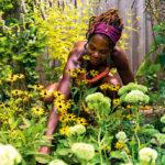 Finding Myself in the Garden